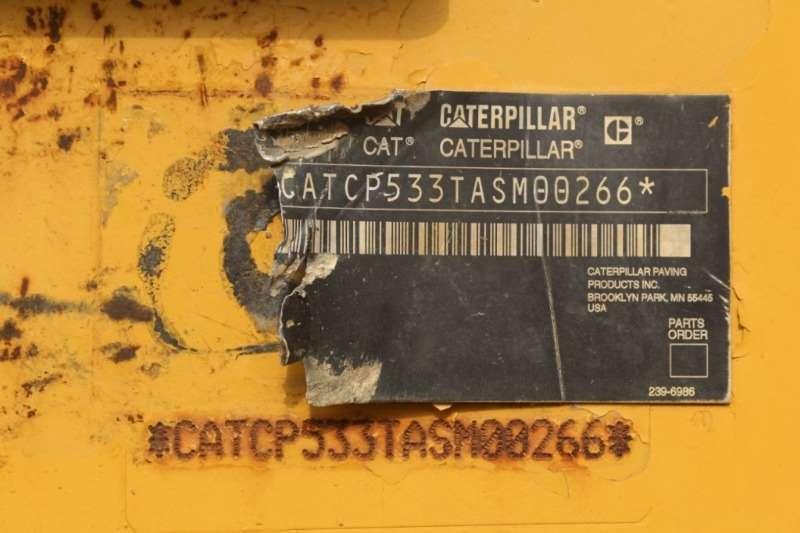 Rollers Caterpillar CP-533E Pad Foot Roller