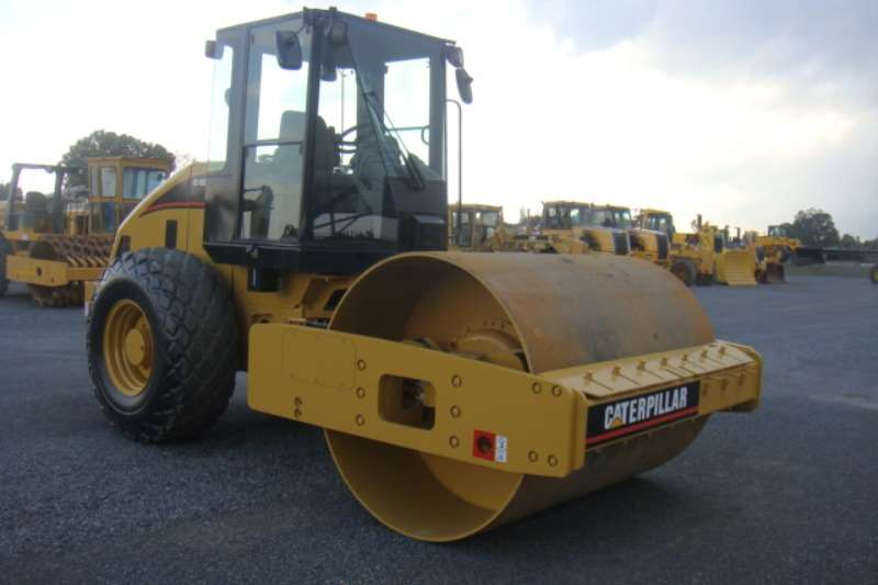Rollers Caterpillar CS533E 2009