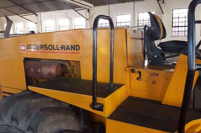 Rollers Ingersoll Rand SD100D 1991
