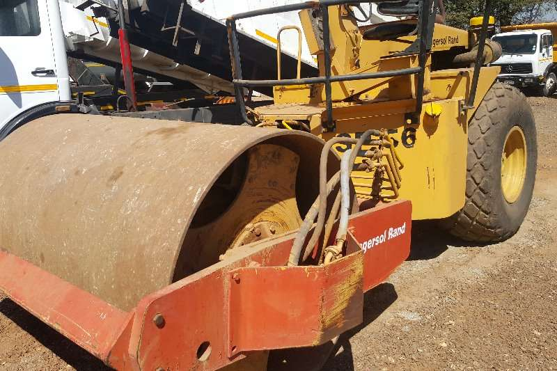 Ingersoll Rand Vibratory roller Rollers