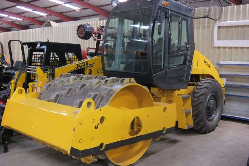 Rollers Other 8000Kg Smooth Drum Roller 2017