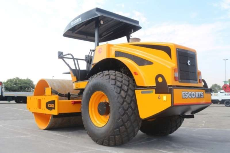 Rollers Other Escort EC2420 12 Ton Smooth Drum Roller 0