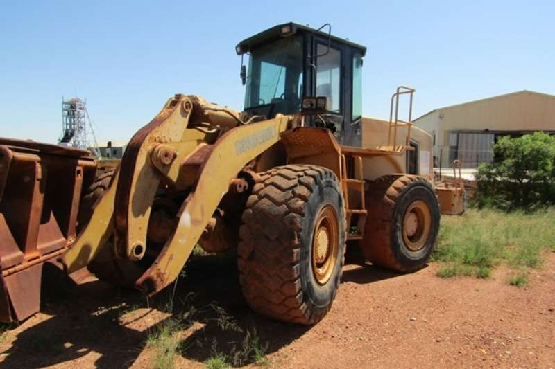 Rondebult Loaders Construction Rondbult RB856 Front End Loader 2011