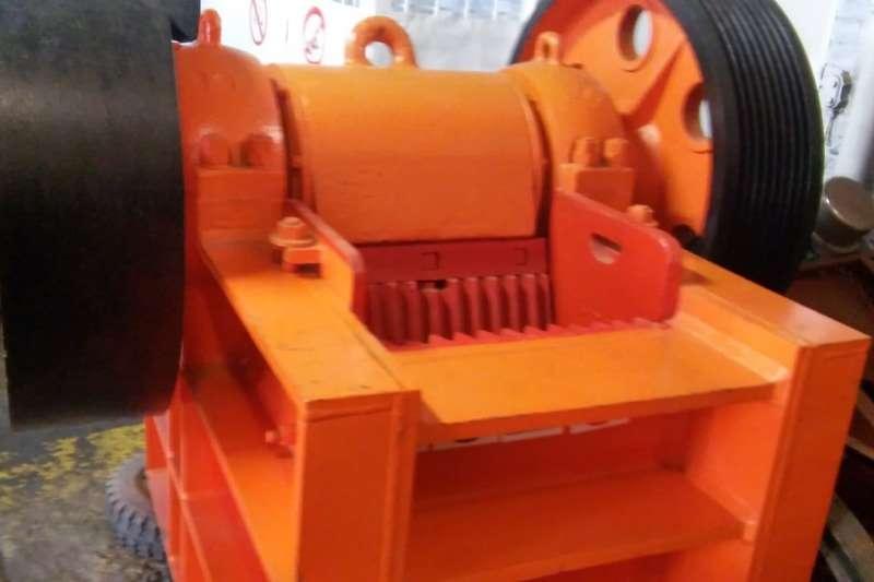 Sheffield Jaw Crusher 400x600 (16''x24'') Crushers