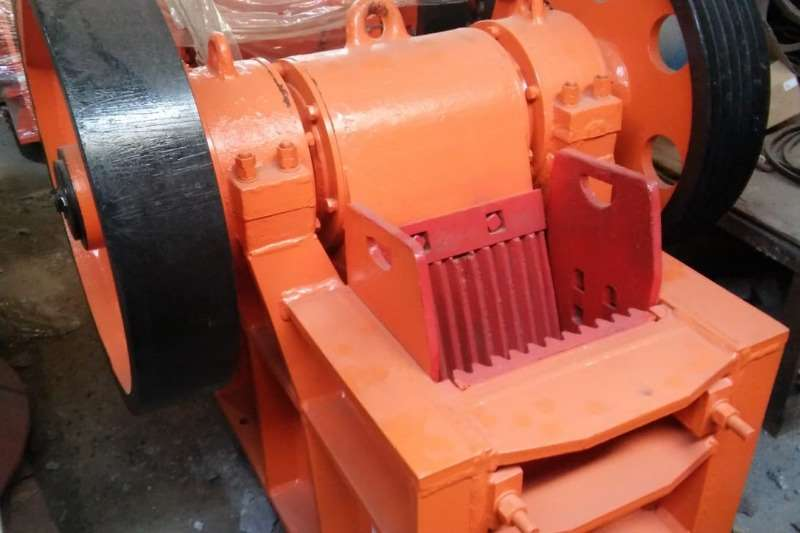 Sheffield Jaw Crushers 250x400 (10''x16'') Crushers