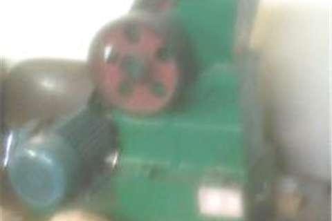 Sheffield Laboratry Crusher Crushers