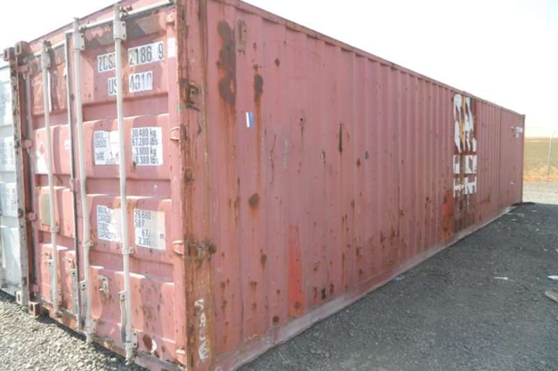 Shipping Container 12 Meter Container Containers Machinery