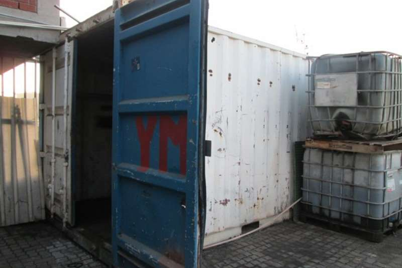 Containers Shipping Container 6m container