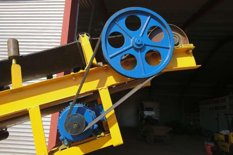 Sino Plant 6m Diesel Conveyor Belt Conveyor belts