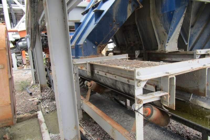 Sino Plant Conveyor Belts Vibramech Conveyor