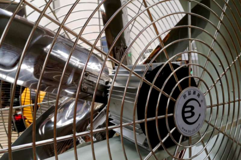 "Sino Plant Construction Ventilation Fan 55"" Others"