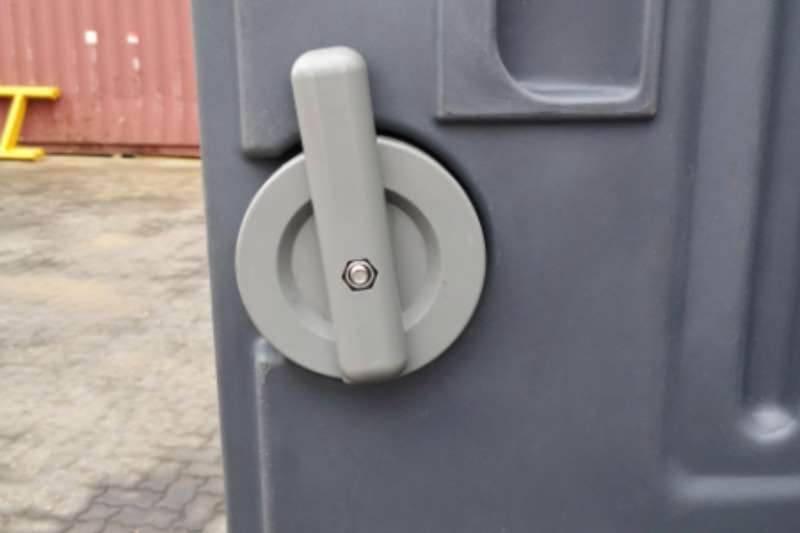 Sino Plant Single Toilet   Plastic Shell Others