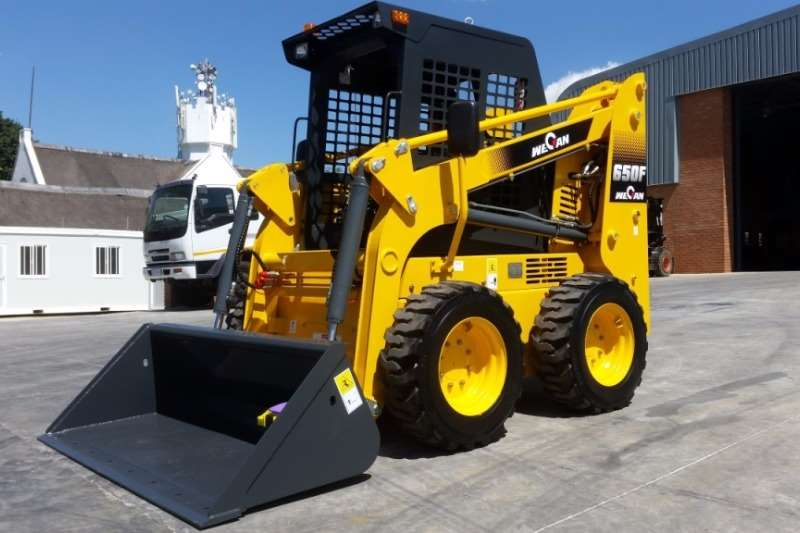 Skidders Other Wecan Skid Steer Loader 0