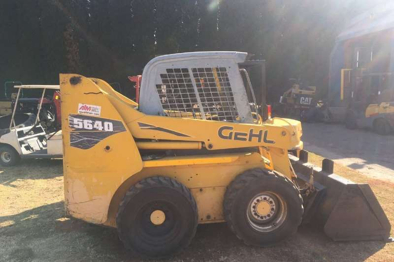Skidsteer Loader Gehl Used GEHL Skidsteer Loader Available 2006