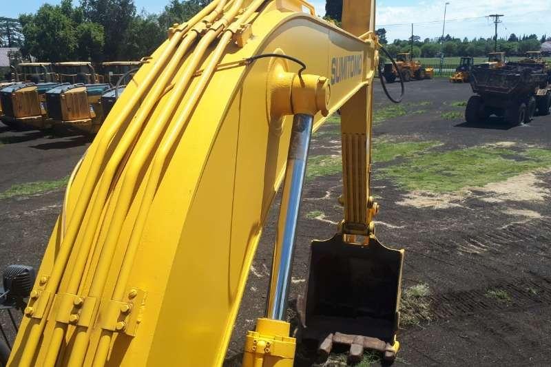 Sumitomo SH240 5 Hydraulic Excavator Excavators