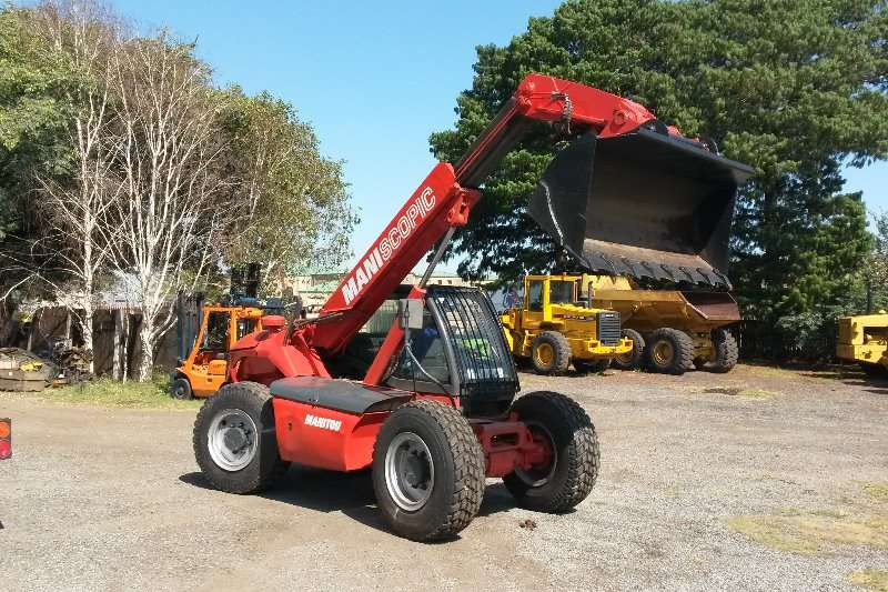 Telescopic Handlers Other Manitou 526MLTurbo 2005