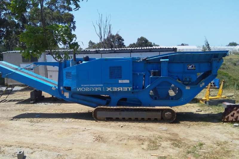 Terex PEGSON CRUSHER Others
