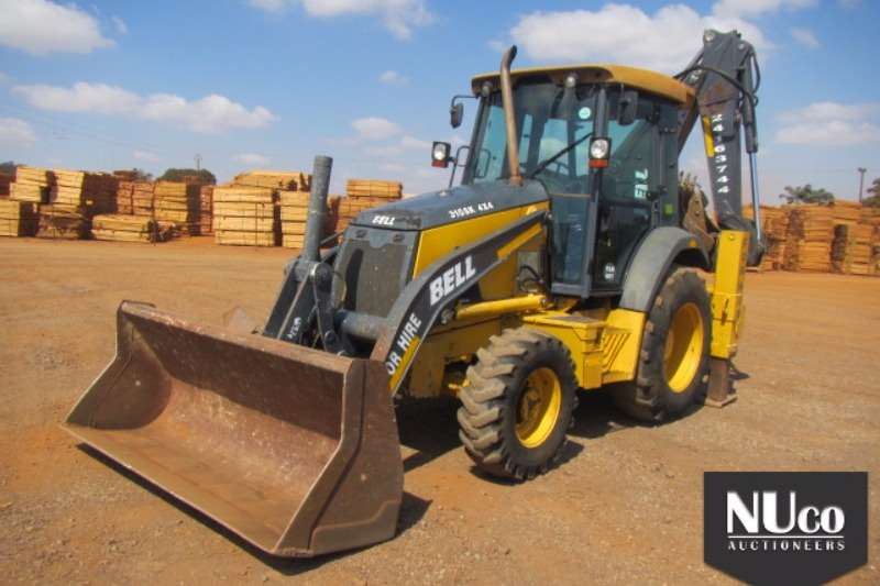 TLBs Bell BELL 315SK 4X4 TLB 2013