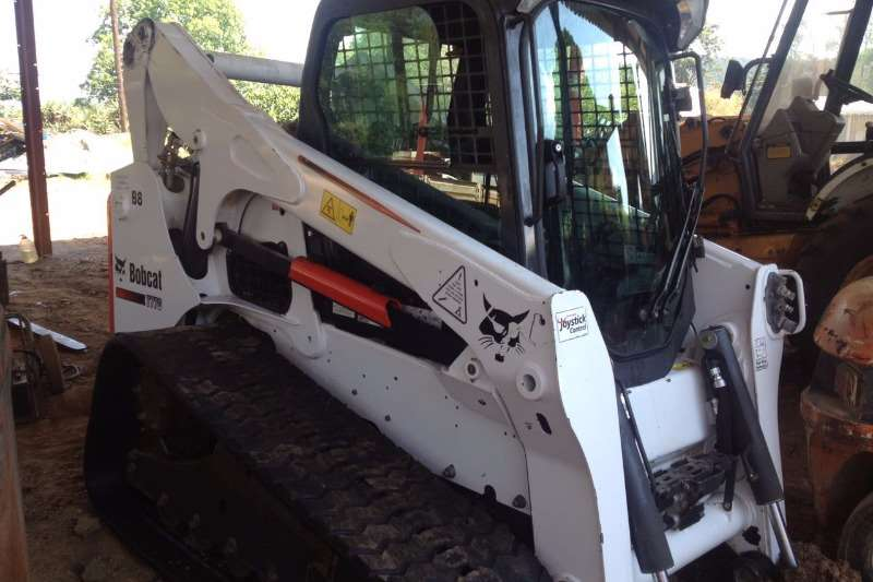 TLBs Bobcat 2012 BOBCAT Cat T770 with Tracks 2012