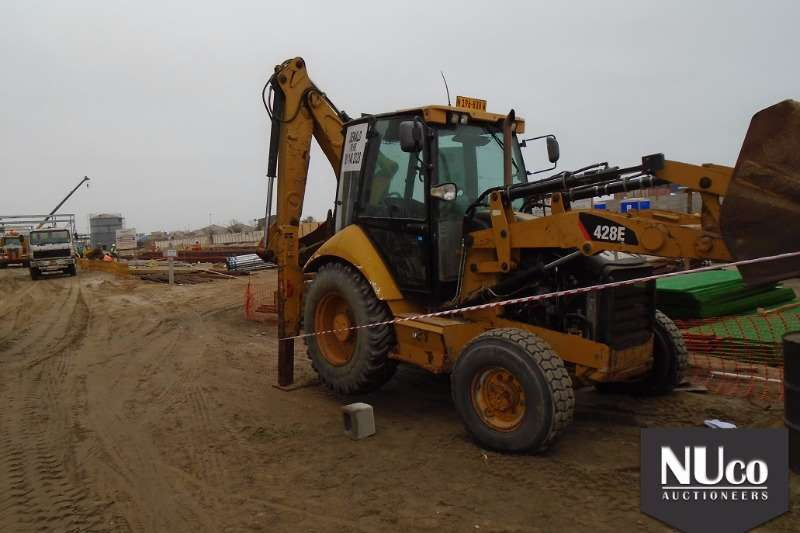 TLBs Caterpillar CAT 428E TLB 2009