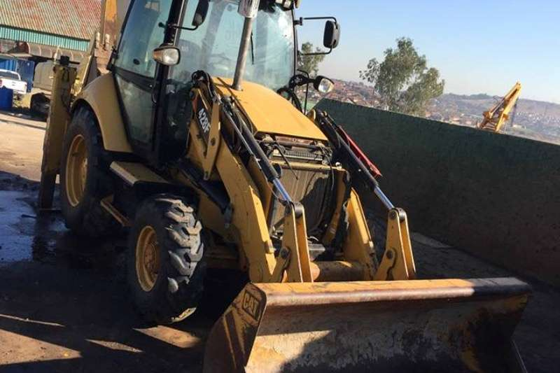 TLBs Caterpillar Cat 428F TLB, 4x4 2013