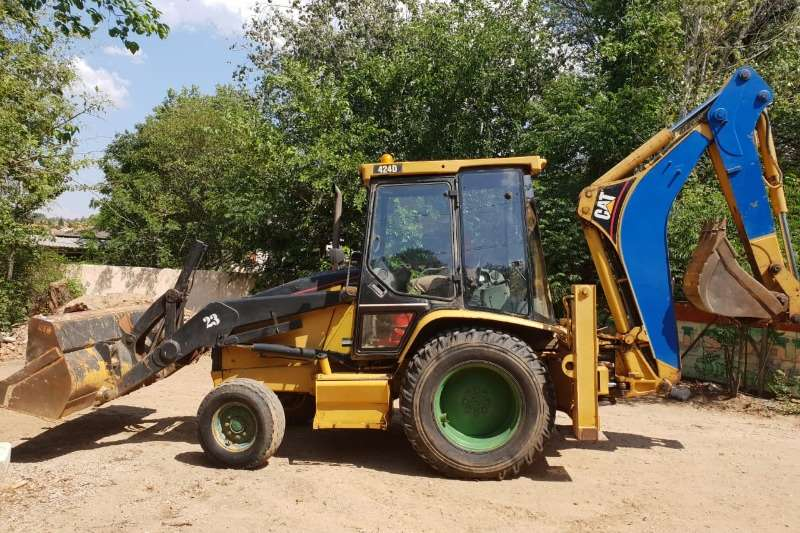 TLBs Caterpillar Caterpillar 416D 4x2 Backhoe Loader