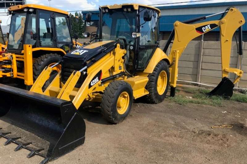 TLBs Caterpillar Caterpillar 428E 4x4 Backhoe Loader TLB