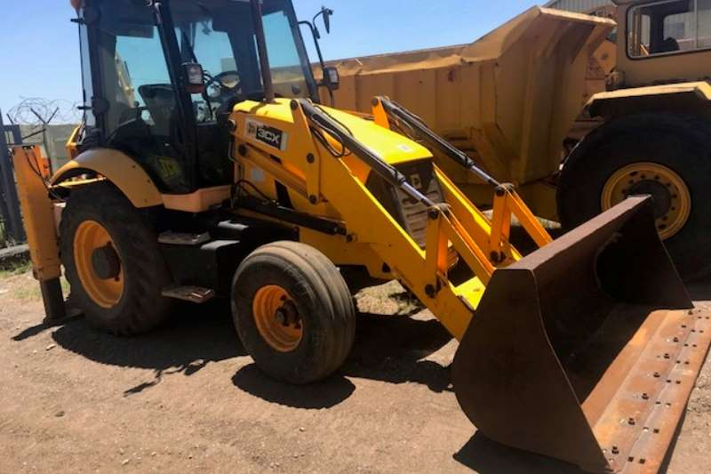 TLBs JCB JCB 3CX 4x2 Backhoe Loader TLB