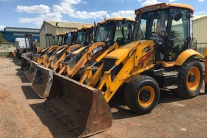 TLBs JCB Various JCB 3CX and 3DX Backhoe Loader TLB