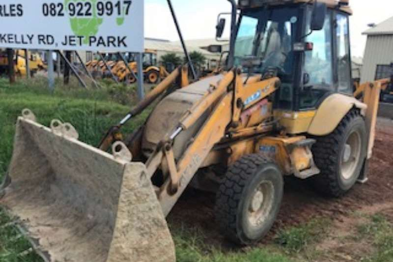 TLBs Other MST M542 4x2 Backhoe Loader TLB
