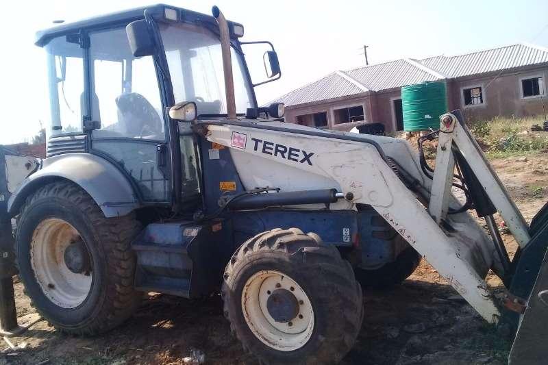 TLBs Terex Terex 860 TLB 4X4 0