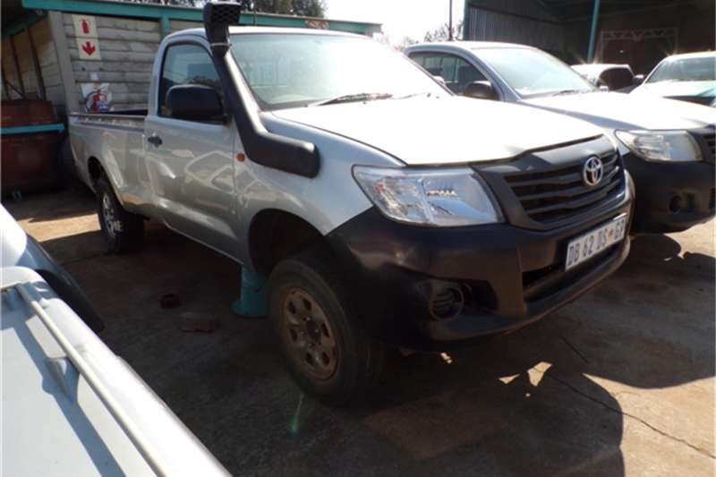 Toyota Others 2012