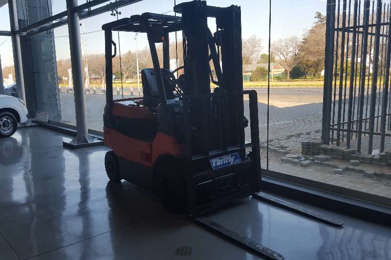 Forklifts Toyota TOY