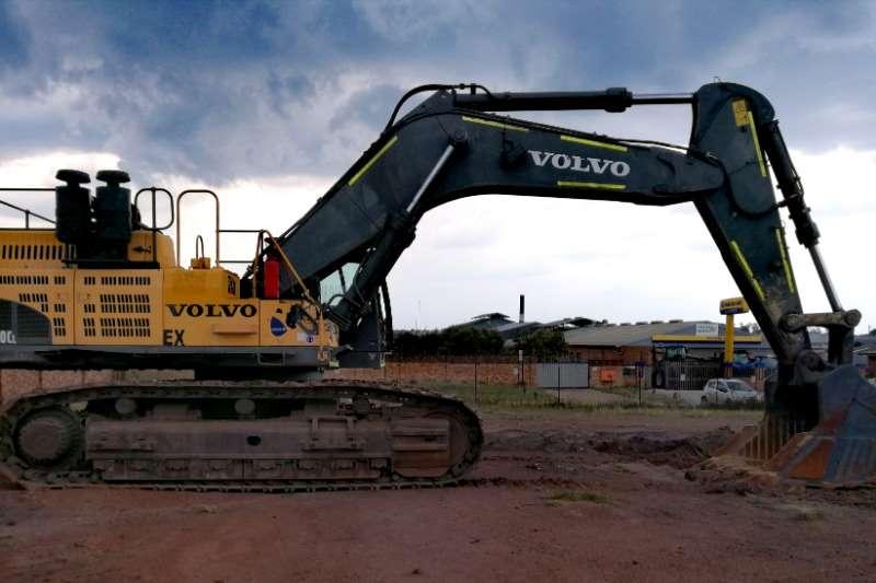 Volvo Excavators EC700 2012