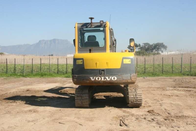 Volvo Volvo EC55 Excavators