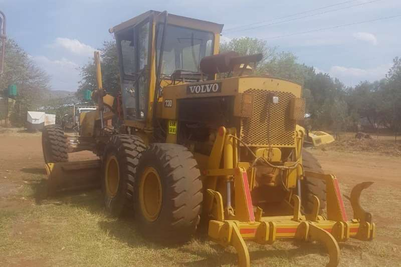 1998 Volvo Used Volvo Grader Available Graders Machinery for sale in