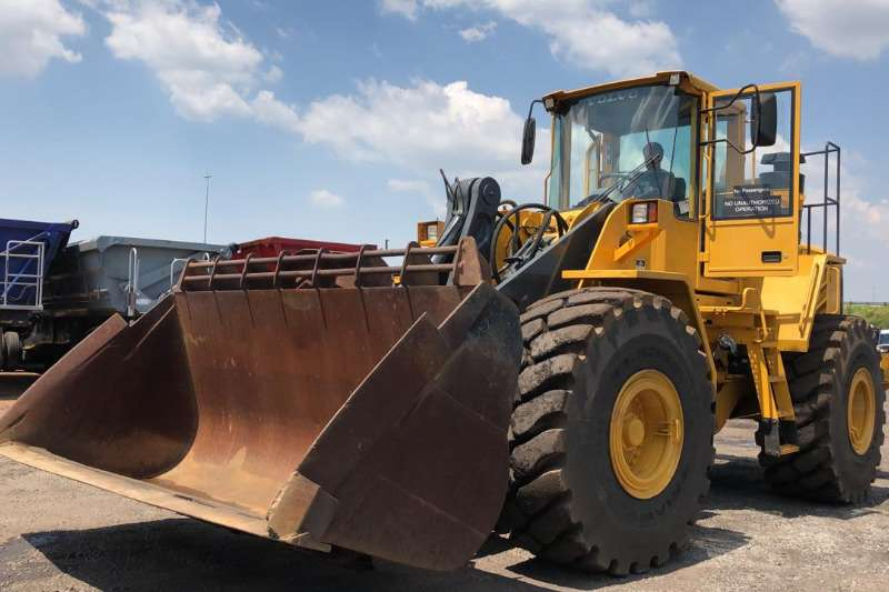 Volvo L150E FRONT END Loaders