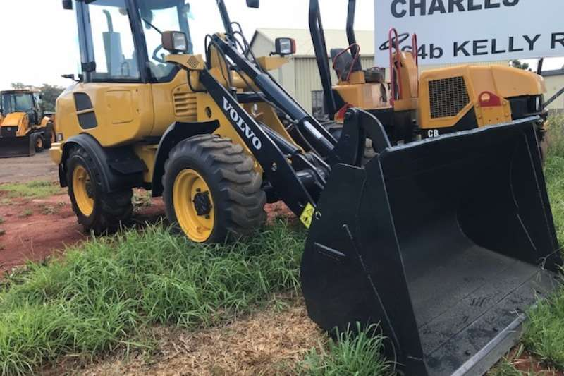 Volvo Volvo L20F Wheel Loader Loaders