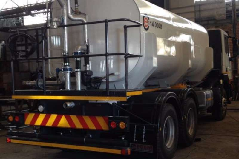 Water Tankers Other Sandblasting / Spray Painting 0