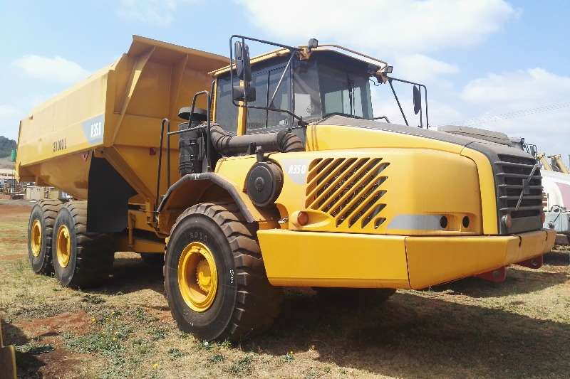 Water Tankers Other Volvo A35D 30000lt Watercart 2007