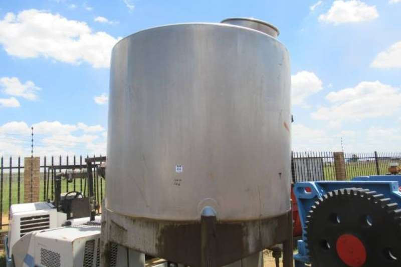 Water Tankers Stainless Steel Tank