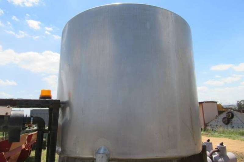 Stainless Steel Tank Water tankers