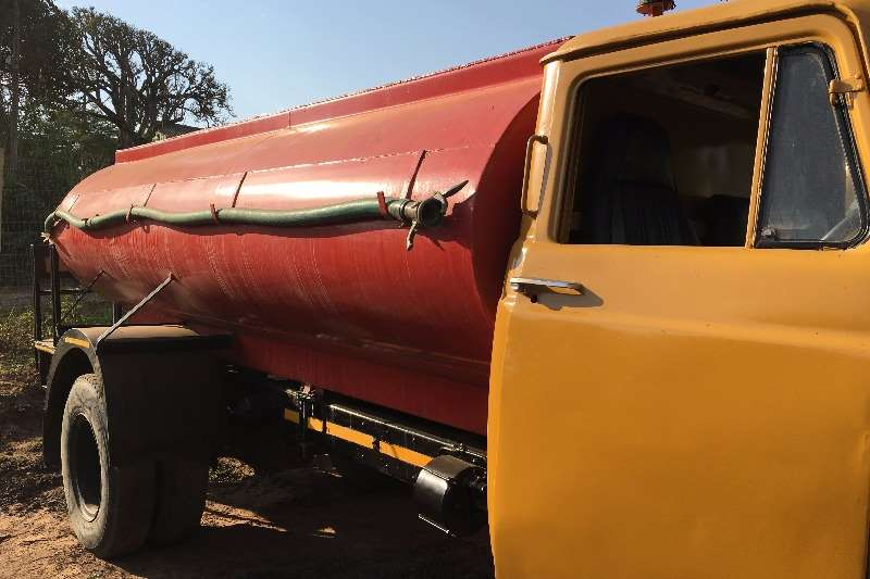 Water Tankers Toyota 18 000 L 0