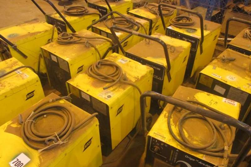 Welding Machines ESAB Origo Arc 300 Welding Machines