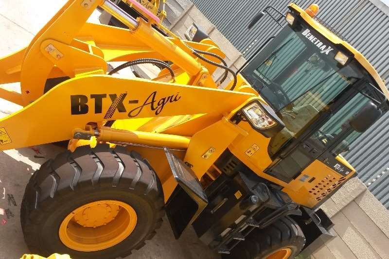 BTX-AGRI 930 Wheel loader