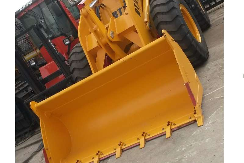 BTX-AGRI 936 Wheel loader
