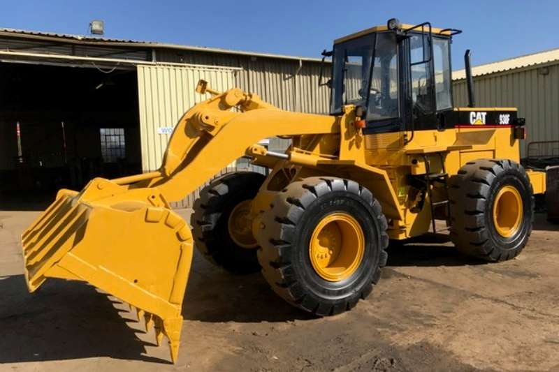 Wheel Loader Caterpillar 938F Wheel Loader 1997