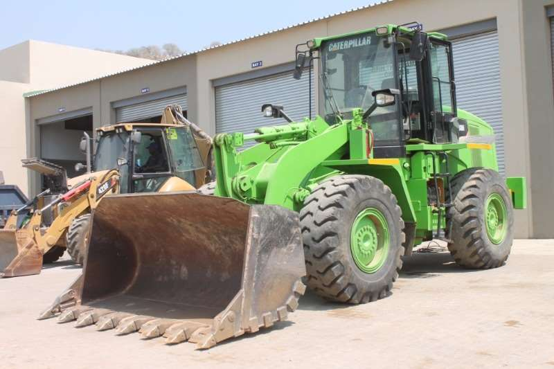 Wheel Loader Caterpillar 938H Wheel Loader 2011