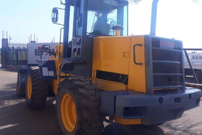 Construction Wheel loader