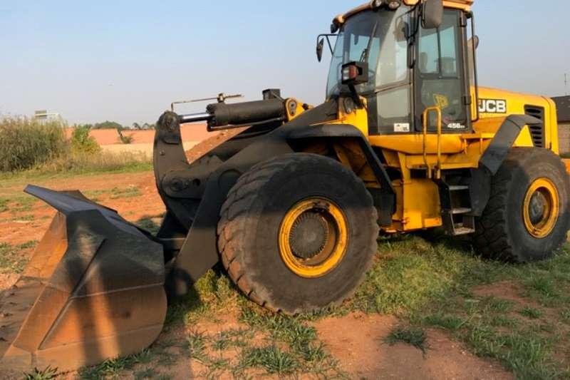 Wheel Loader JCB 456 Wheel Loader 2010